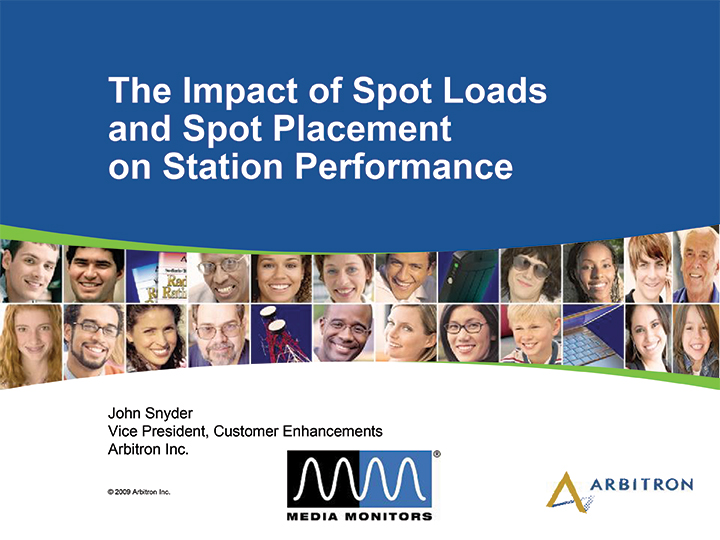 The Impact of Spot Loads and Spot Placement on Station Performance