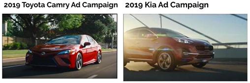 Toyota-Kia Campaigns